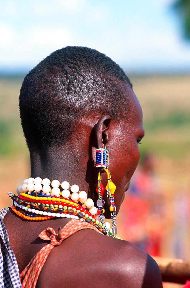 Masai, Kenia.