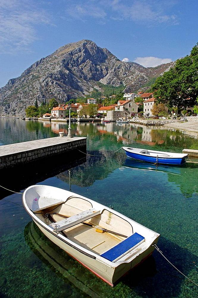 near Perast,Kotor Bay,Montenegro