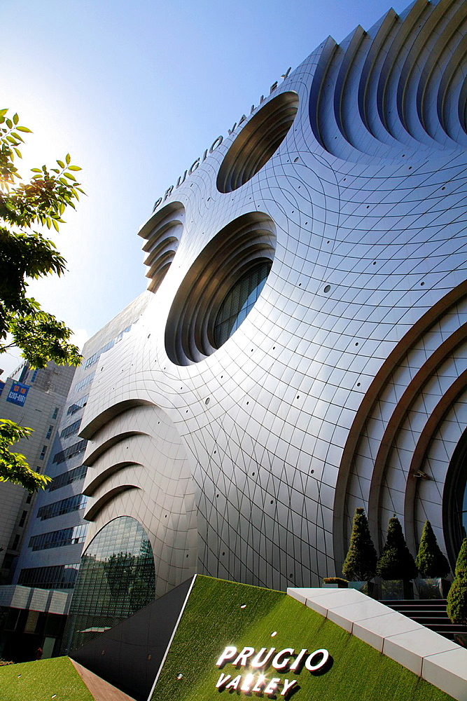 South Korea, Seoul, Kring Cultural Complex,.