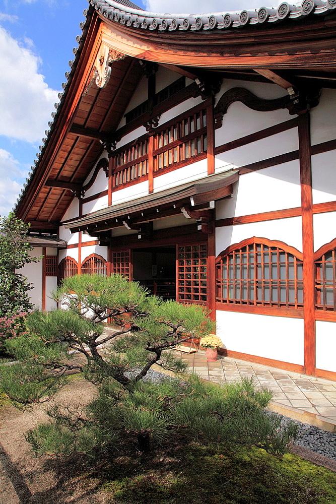 Japan, Kyoto, Daitokuji Temple, Kourin-in,.