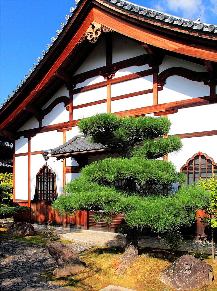 Japan, Kyoto, Myoshinji Temple,.