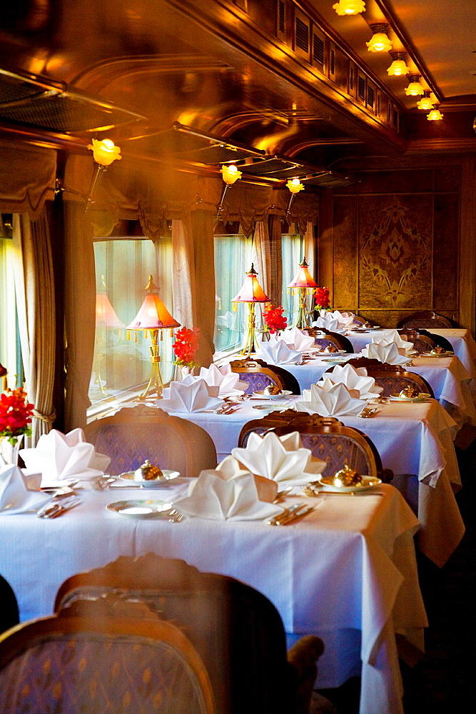 eastern and oriental express train. - 817-470409