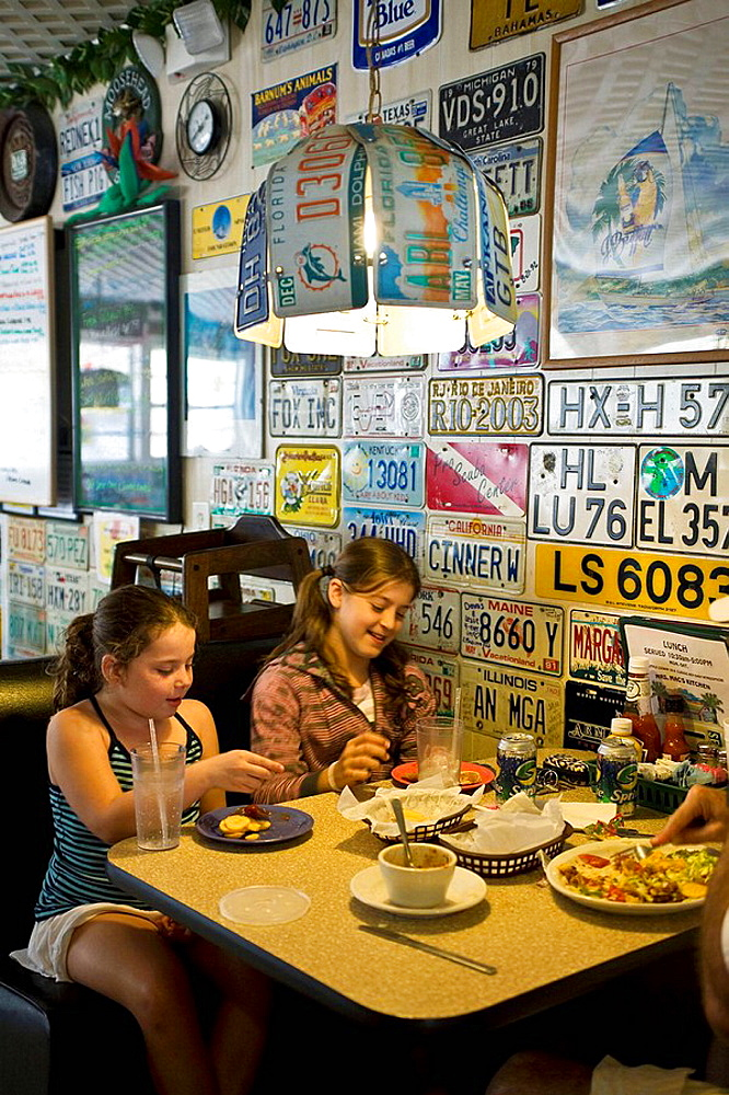 Mrs, Mac's Kitchen, Key Largo, Florida, USA