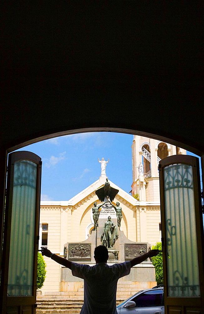 PLAZA BOLIVAR CASCO ANTIGUO SAN FILIPE PANAMA CITY REPUBLIC OF PANAMA 1 OF 2 PHOTO SEQUENCE