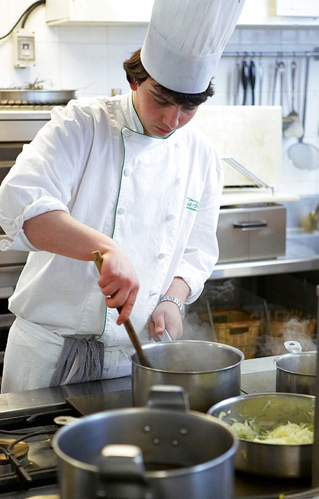 Luis Irizar Cooking School, Donostia, San Sebastian, Gipuzkoa, Euskadi, Spain.