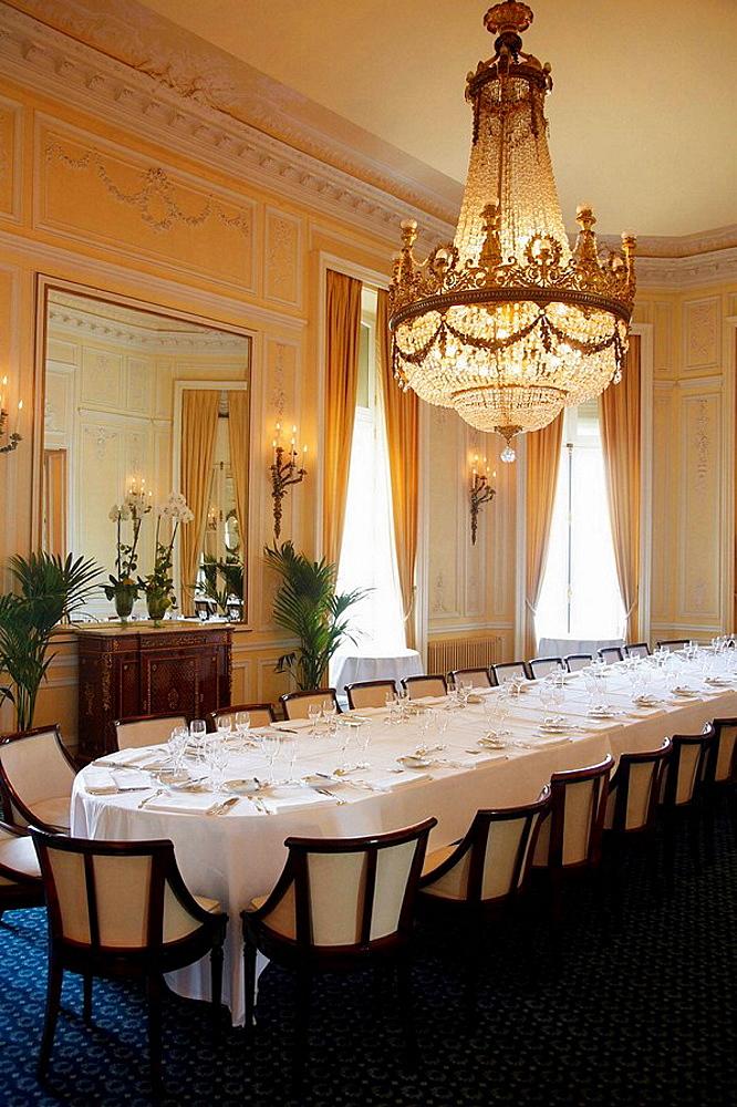 Hotel du Palais, Biarritz, Aquitaine, Pyrenees-Atlantiques, France