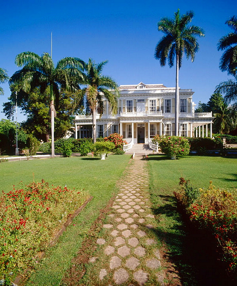 Devon House, Kinsgton, Jamaica