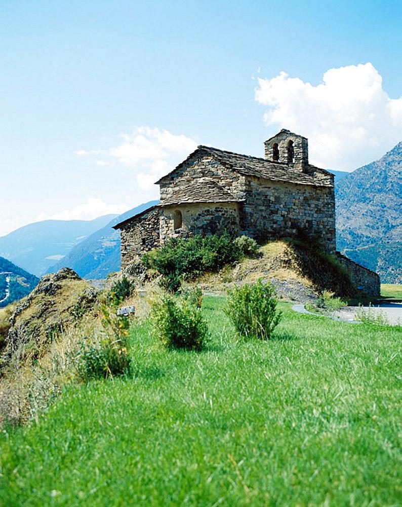 Church of Sant Serni (11th century), Nagol, Andorra