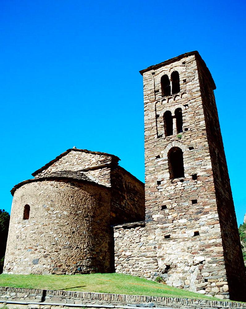 Church of Sant Joan de Caselles, Andorra