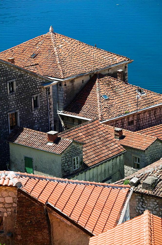 Montenegro, Kotor, Perast