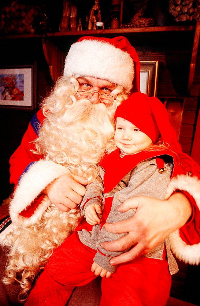 Santa Claus, Rovaniemi, Finland