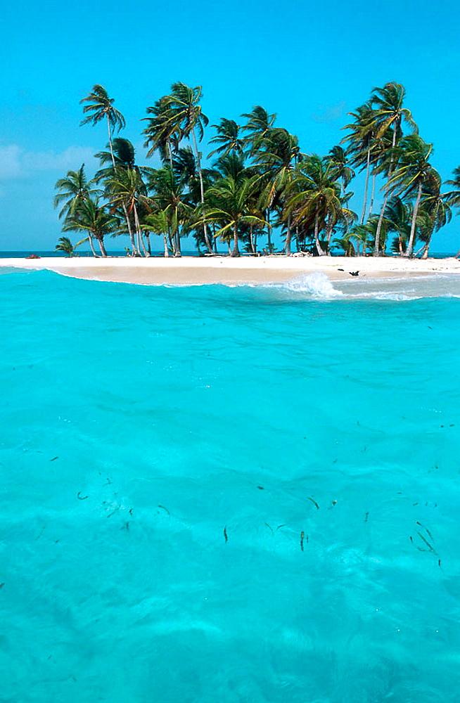 San Blas Islands, Rio Sidra, Panama