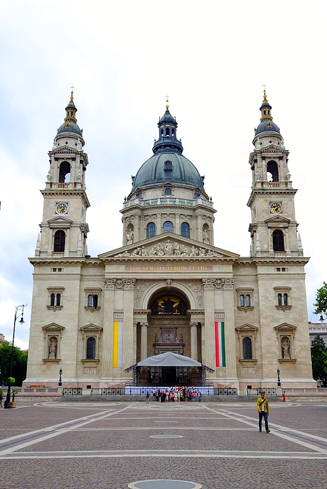 St. Stephen's Basilica, Budapest, Hungary, Europe