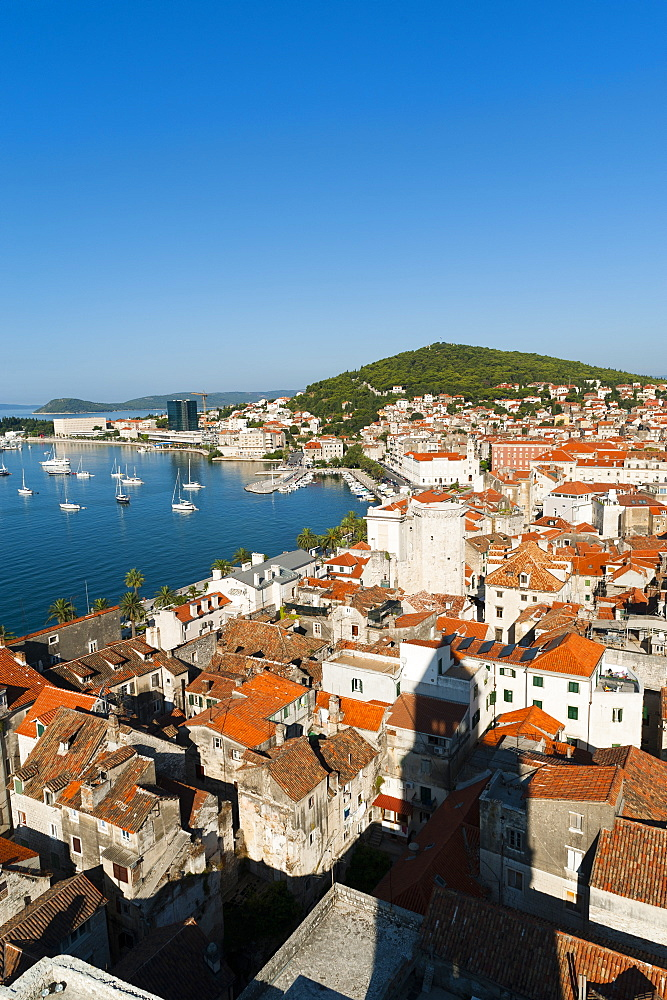 City view of Split, region of Dalmatia, Croatia, Europe - 827-364