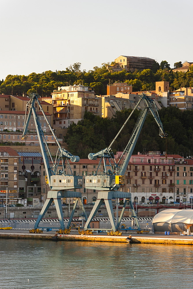 Port of Ancona, Ancona, Marche region, Italy, Europe - 827-488