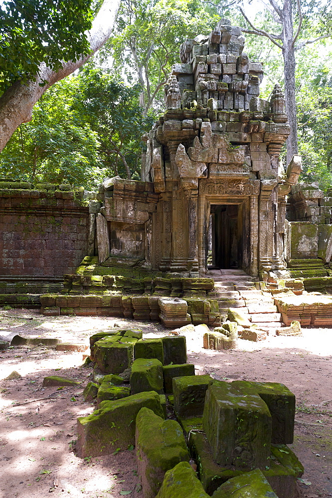 Angkor Thom, UNESCO World Heritage Site, Angkor, Siem Reap, Cambodia, Indochina, Southeast Asia, Asia - 827-514