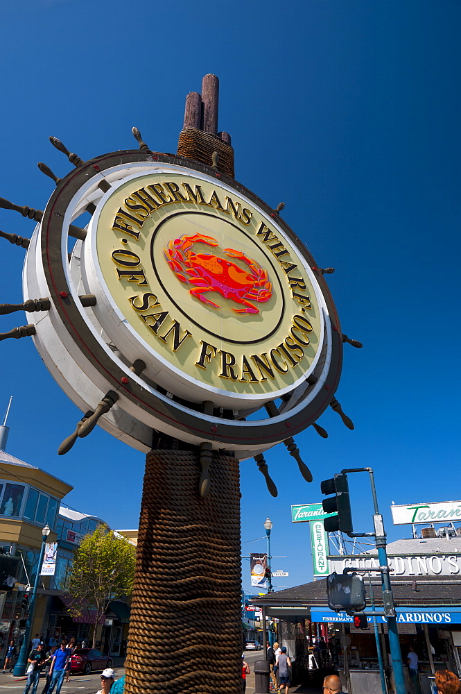 Fishermans Wharf, San Francisco, California, United States of America, North America