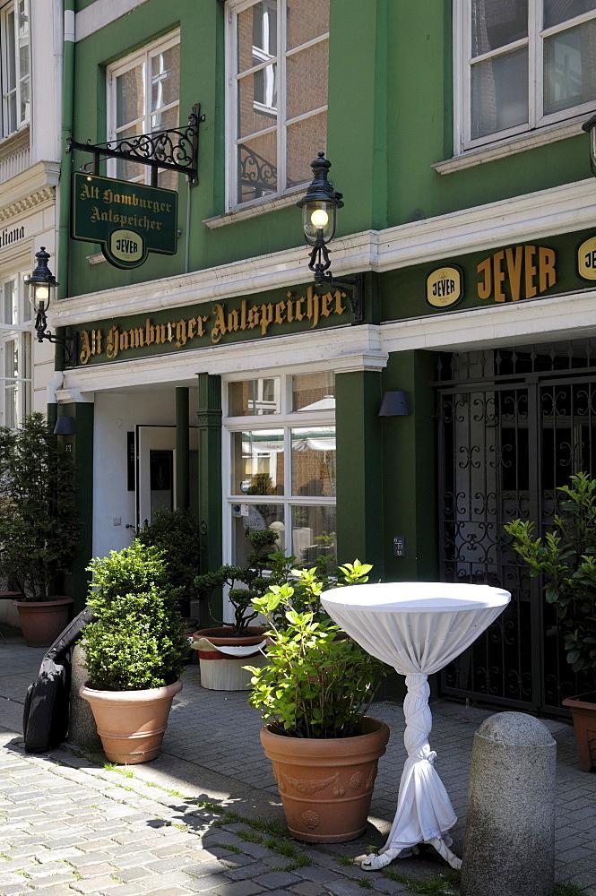 Alt Hamburger Aalspeicher, Hamburg, Germany, Europe