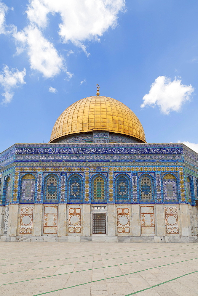 Dome of the Rock, Jerusalem, Palestine, Middle East