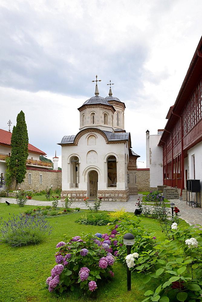 Arnota Monastery, Wallachia, Romania, Europe