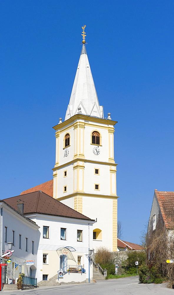 St. Stephen's Church, Krumbach, Bucklige Welt, Lower Austria, Austria, Europe