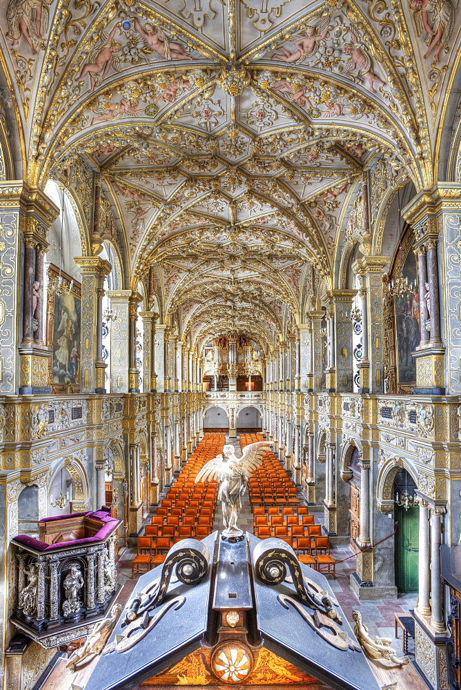The Chapel at Frederiksborg Castle, Hillerod, Denmark, Europe