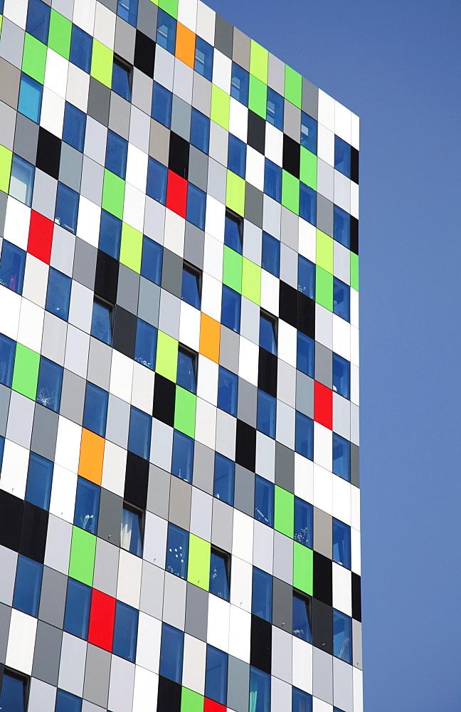 Casa Confetti building, Utrecht, Netherlands, Europe