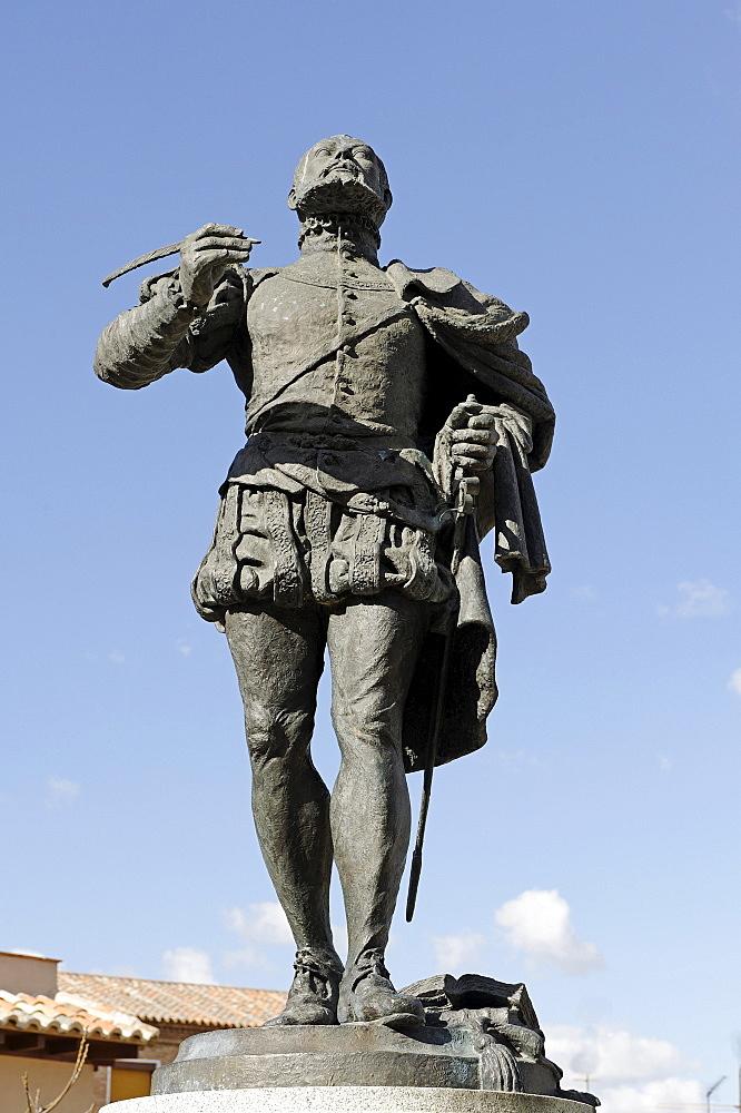 Garcilaso de la Vega, 1503-1536, general and poet, Toledo, Castile-La Mancha, Spain, Europe