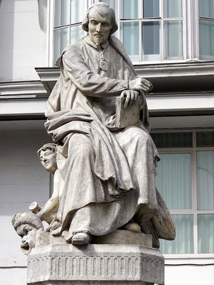 Pedro Calderon de la Barca, 1600-1681, poet, Madrid, Spain, Europe