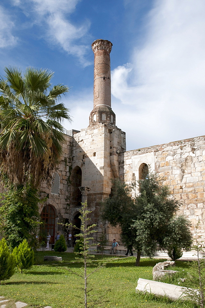 Isa Bey Mosque, Selcuk, Lycia, Turkey, Asia