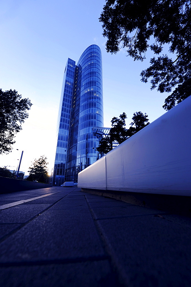 GAP 15 buildings, Duesseldorf, North Rhine-Westphalia, Germany, Europe