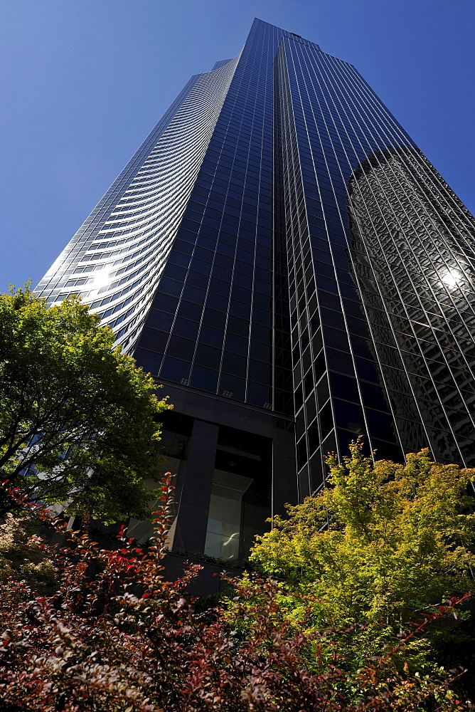Columbia Center, formerly known as Bank of America Tower, Seattle, Washington, United States of America, USA