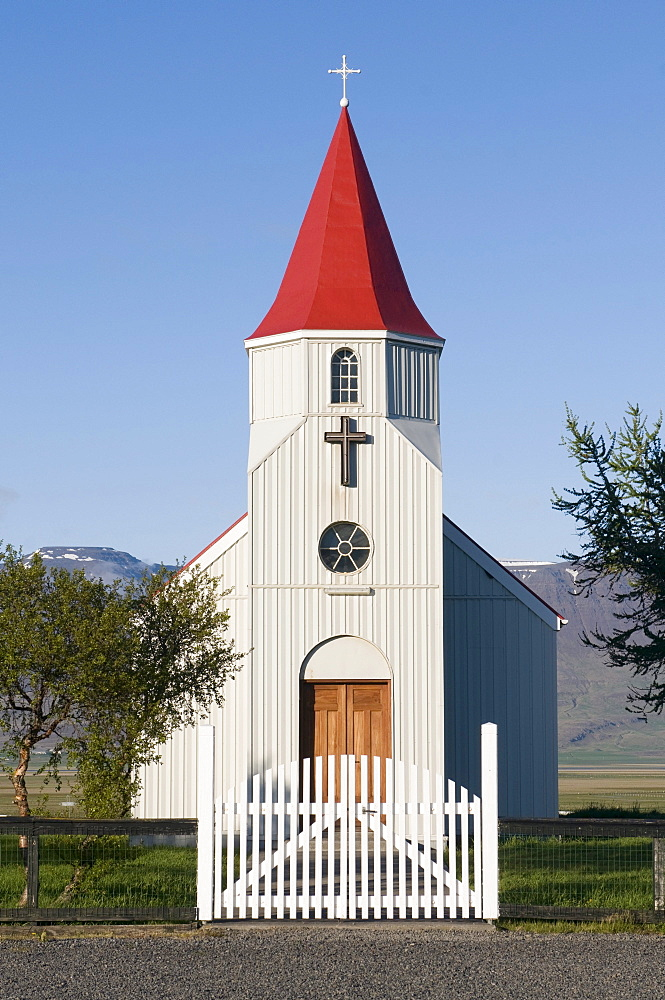 Church of Glaumbaer, Iceland, Europe