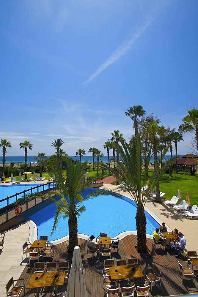Club Castalia near Alanya, Turkish Riviera, Turkey