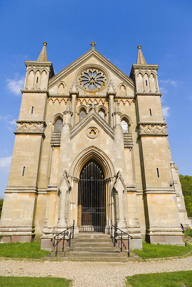 The Most Holy Trinity Church, Theale, Berkshire, England, United Kingdom, Europe