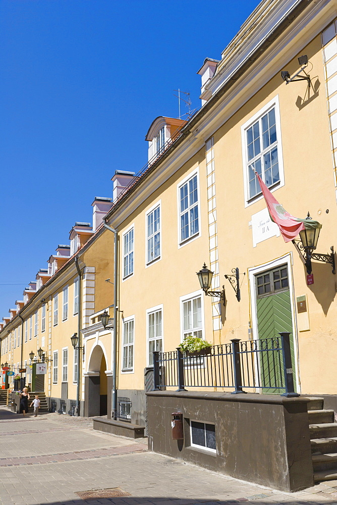 Jekaba kazarmas, Jacob's barracks, Torna iela, Tower Street, old town, Vecriga, Riga, Latvia, Northern Europe