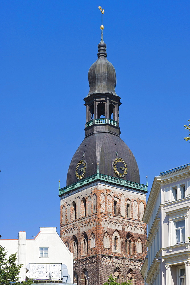 Rigas Doms, Riga Cathedral, Latvian Evangelical Lutheran church, Doma laukums, Doma Square, Old Riga, Latvia, Northern Europe