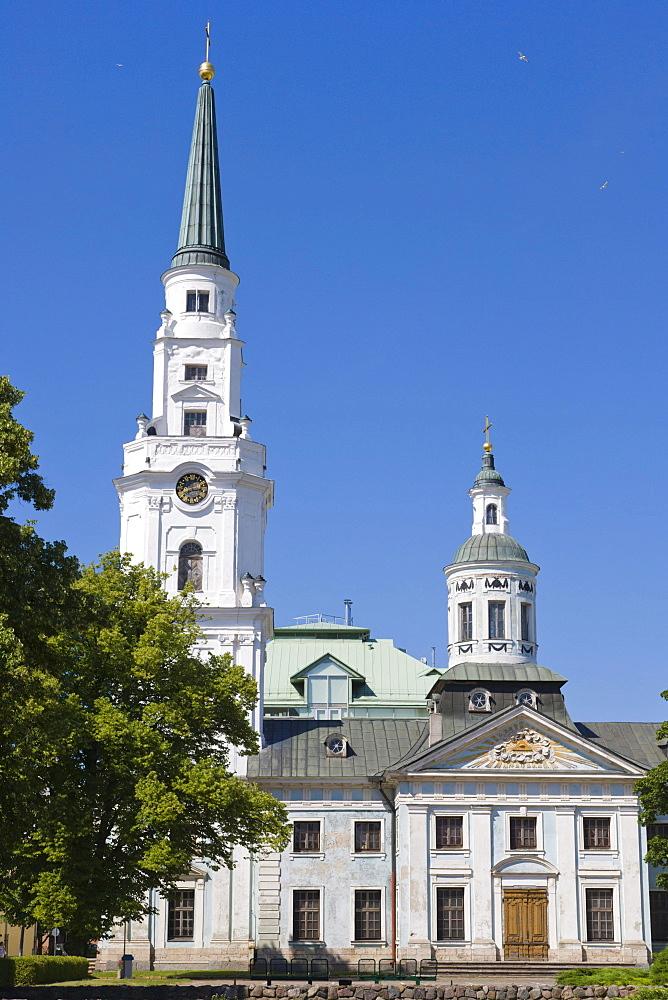 Ave Sol Koncertzale, Ave Sol Concert Hall, St. Peter and St. Paul's Church, Citadeles iela, Citadeles Street, Riga, Latvia, Northern Europe