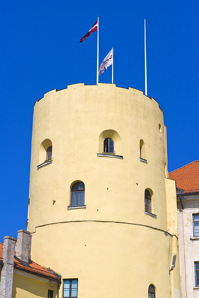 Rigas Pils, Riga Castle, 11 Novembra krastmala, historic district, Vecriga, Riga, Latvia, Northern Europe