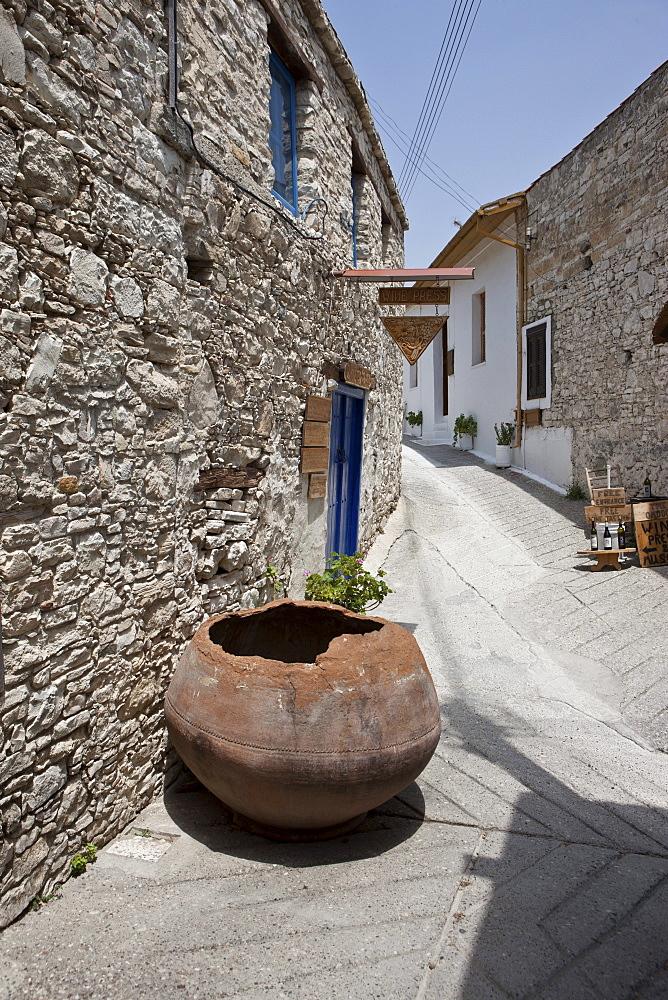Omodos, Troodos Mountains, Central Cyprus