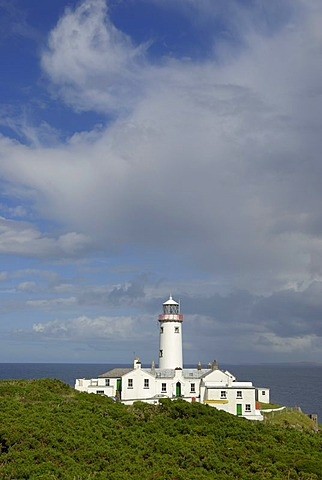 Fanad Head Lighthouse, County Donegal, Ireland, Europe