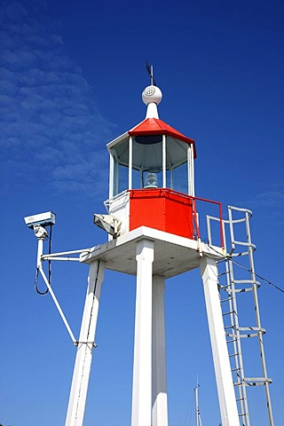 Navigation mark, lighthouse