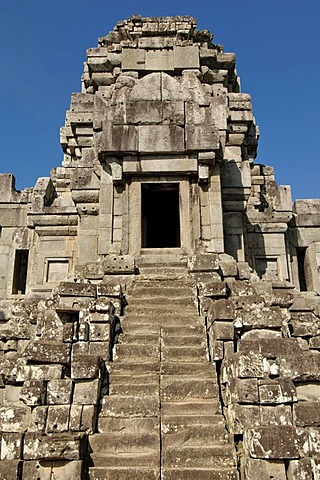 Ta Keo, Angkor Wat complex, Siem Reap, Cambodia, Southeast Asia, Asia