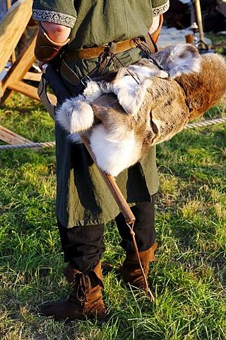 Renaissance fair, mediaeval knight festival, Amerang, Chiemgau, Upper Bavaria, Germany, Europe