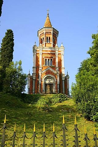 Church in Bellagio, Italy, Europe