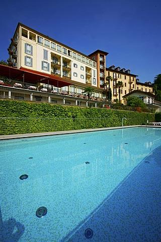 Hotel Belvedere in Bellagio, Italy, Europe