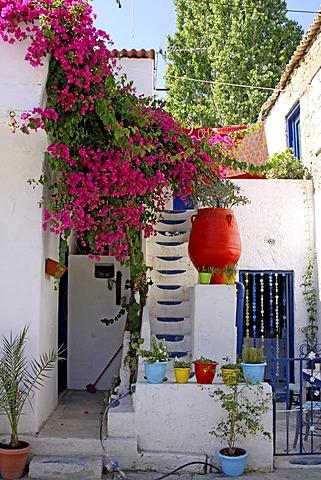 Myrtos, Crete, Greece, Europe