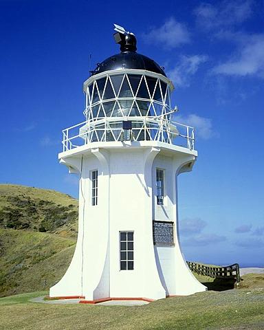 Lighthouse, Cape Reinga, Northland, New Zealand