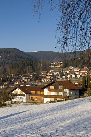 Bodenmais, Bavarian Forest, Bavaria, Germany, Europe