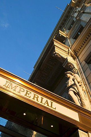 Imperial Hotel, Ringstrasse, ring street, Vienna, Austria, Europe